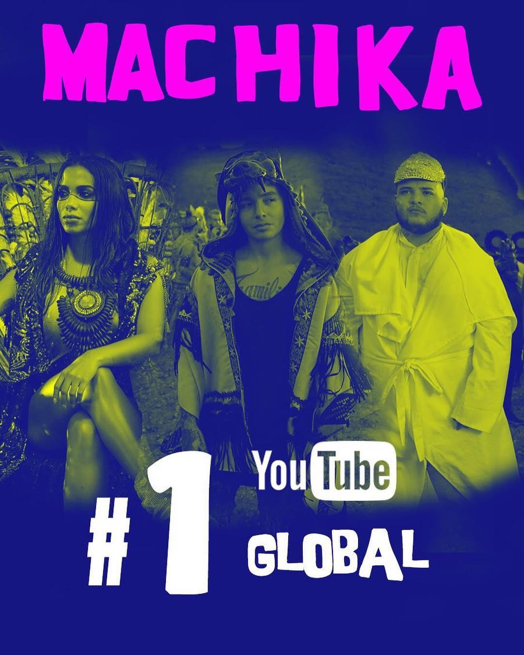 #1 YouTube Global!